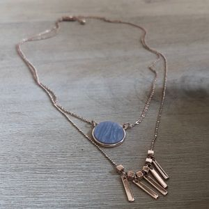 TOPSHOP LAYERED NECKLACE *NWOT*